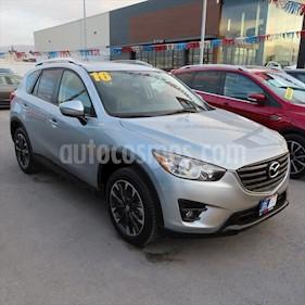 Mazda CX-5 i Grand Touring usado (2016) color Plata precio $262,000