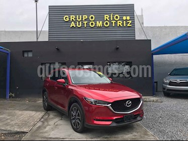 Mazda CX-5 2.0L i Grand Touring usado (2018) color Rojo precio $369,000