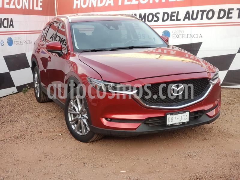 Mazda CX-5 2.5L T Signature usado (2019) color Rojo precio $460,000