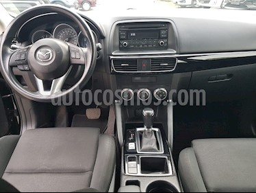 Mazda CX-5 2.0L i usado (2016) color Negro precio $225,000