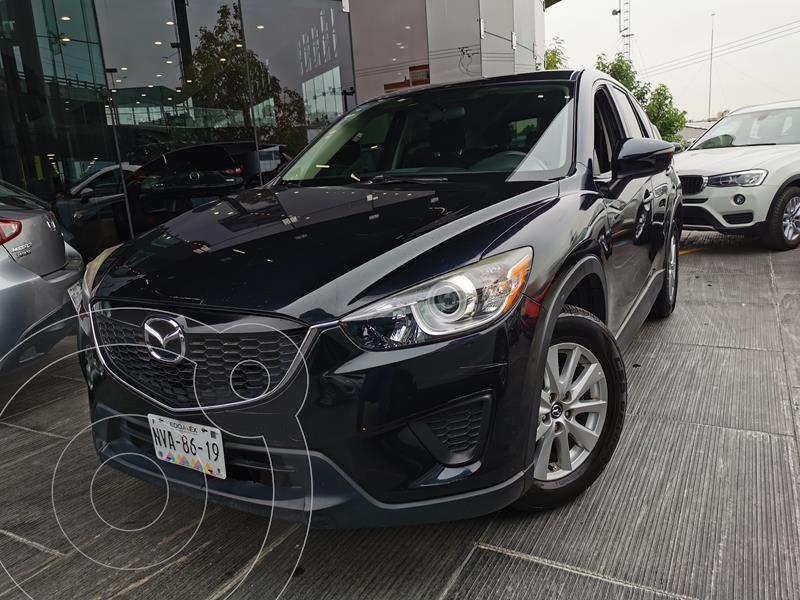 Foto Mazda CX-5 2.0L i usado (2015) color Negro precio $240,000
