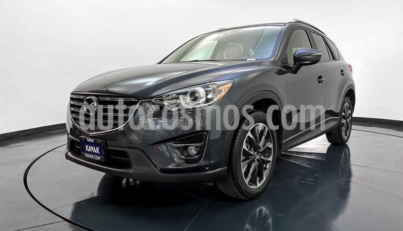 Mazda CX-5 2.0L i Grand Touring usado (2016) color Gris precio $284,999