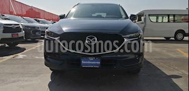 foto Mazda CX-5 2.5L S Grand Touring usado (2018) color Azul precio $385,000