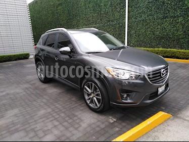 Mazda CX-5 2.0L i Grand Touring usado (2017) color Gris Meteoro precio $299,000