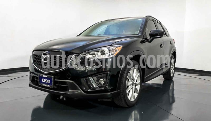 Mazda CX-5 2.0L i Grand Touring usado (2015) color Negro precio $234,999