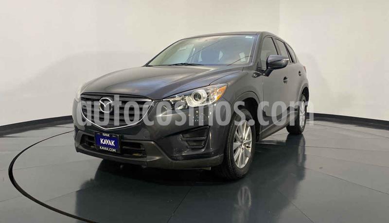 Mazda CX-5 2.0L i Grand Touring usado (2015) color Gris precio $267,999