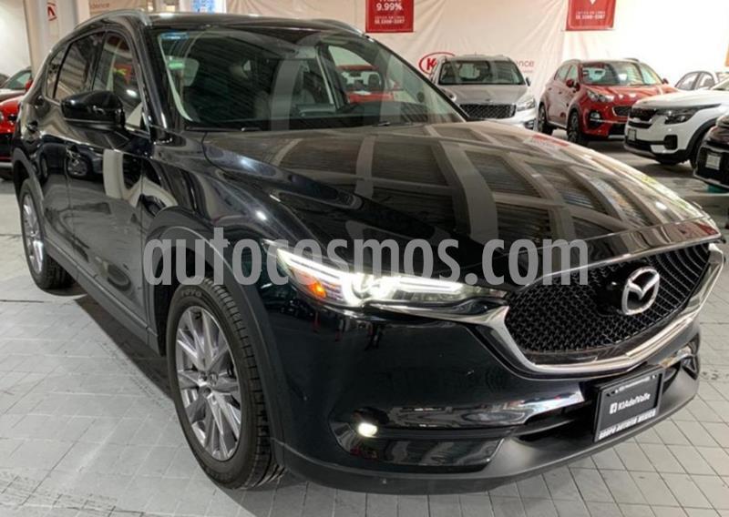 Mazda CX-5 2.5L S Grand Touring 4x2 usado (2019) color Negro precio $478,000