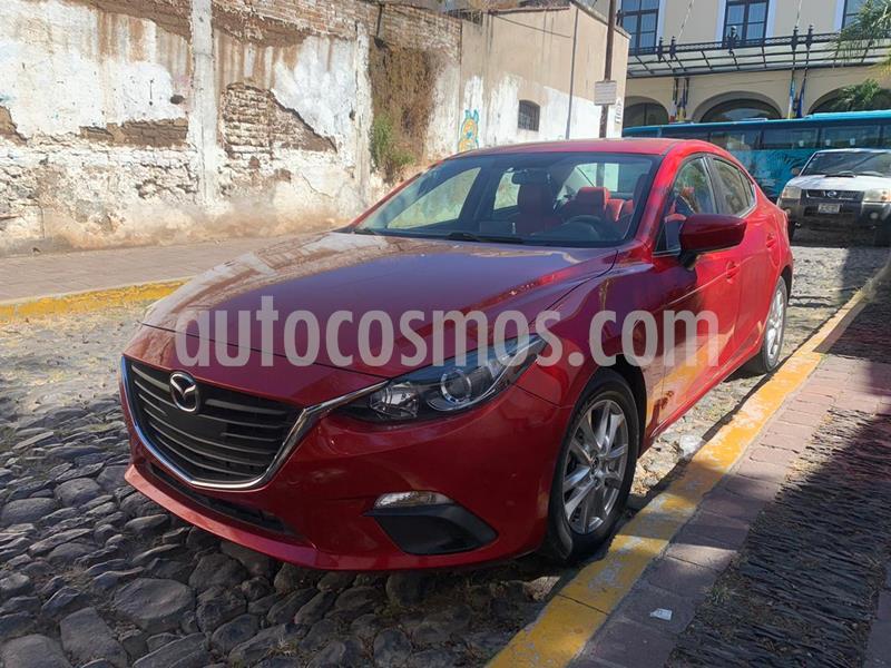Mazda CX-5 2.0L i usado (2015) color Rojo precio $189,900