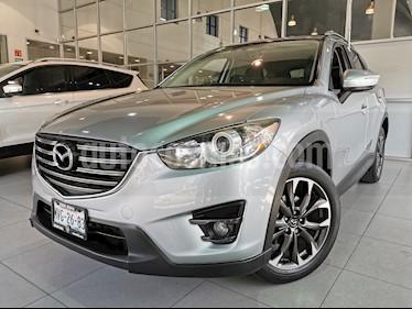 Mazda CX-5 i Grand Touring  usado (2016) color Aluminio precio $265,000