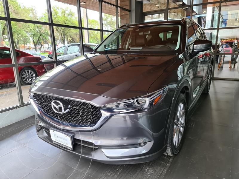 Foto Mazda CX-5 2.5L T Signature usado (2019) color Gris Titanio precio $530,000