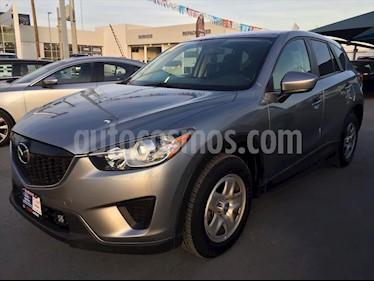 Mazda CX-5 2.0L i usado (2014) color Gris Oscuro precio $186,000