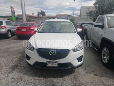 Foto Mazda CX-5 2.0L i Sport usado (2015) color Blanco precio $228,000