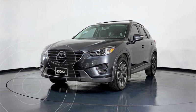 Foto Mazda CX-5 2.0L i Grand Touring usado (2016) color Gris precio $319,999