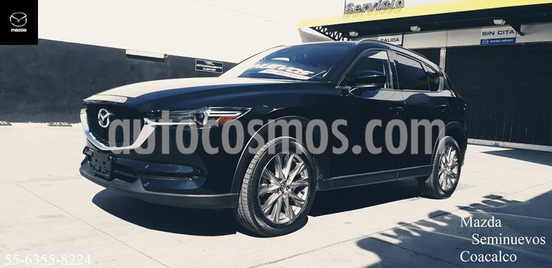 Mazda CX-5 2.5L T Signature usado (2019) color Negro precio $519,900