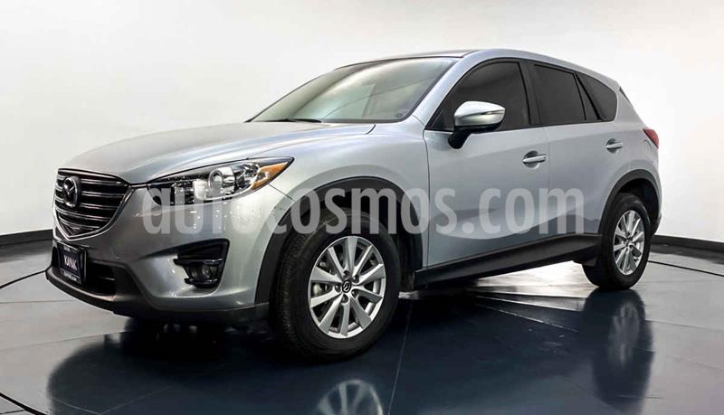 Mazda CX-5 2.0L i Grand Touring usado (2015) color Gris precio $264,999