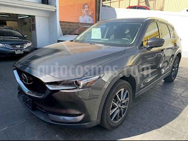 Mazda CX-5 2.0L i Grand Touring usado (2018) color Gris precio $369,000