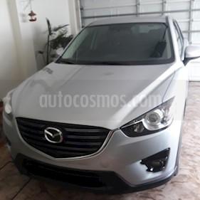 Mazda CX-5 2.0L i Sport usado (2016) color Plata Sonic precio $240,000
