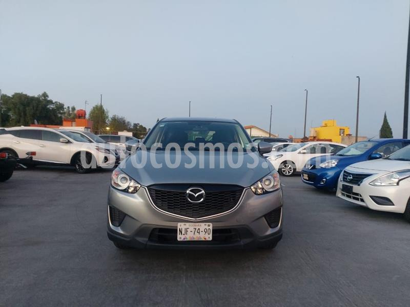 Mazda CX-5 2.0L iSport usado (2014) color Gris precio $209,900