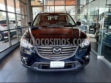 Mazda CX-5 2.0L i Grand Touring usado (2016) color Negro precio $282,000