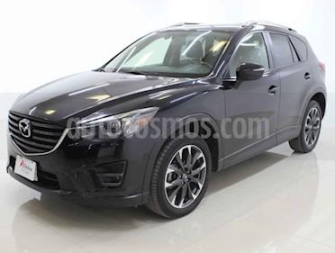 Mazda CX-5 2.5L S Grand Touring usado (2016) color Negro precio $259,000