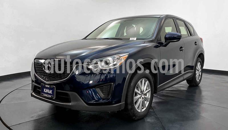 Mazda CX-5 2.0L i usado (2015) color Azul precio $232,999
