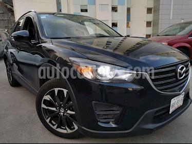 Mazda CX-5 2.5L S Grand Touring usado (2016) color Negro precio $265,000