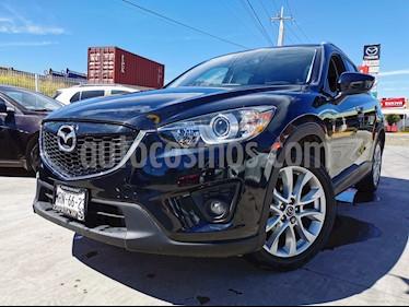 Mazda CX-5 2.5L S Grand Touring 4x2 usado (2014) color Negro precio $235,000