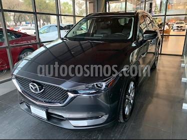 Foto Mazda CX-5 2.5L T Signature usado (2019) color Gris Titanio precio $515,000