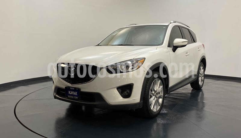 Mazda CX-5 2.5L S Grand Touring 4x4 usado (2015) color Blanco precio $257,999