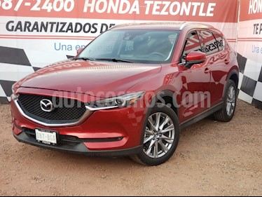 Mazda CX-5 2.5L T Signature usado (2019) color Rojo precio $495,000