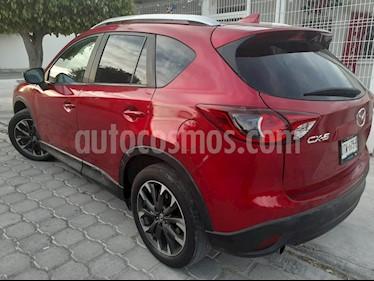 Mazda CX-5 i Grand Touring  usado (2016) color Rojo precio $270,000