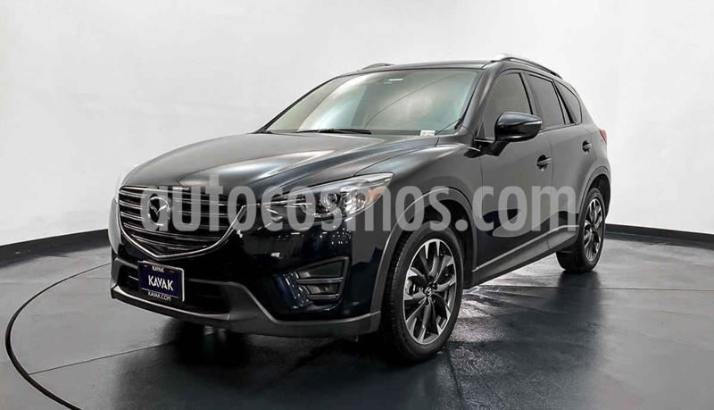 Mazda CX-5 2.5L S Grand Touring 4x2 usado (2016) color Negro precio $304,999