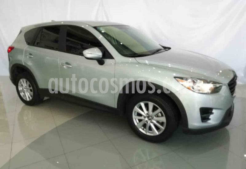 Mazda CX-5 2.0L i usado (2017) color Plata precio $249,000