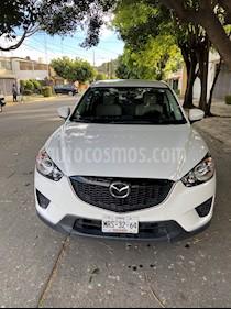 Mazda CX-5 2.0L iSport usado (2015) color Blanco precio $220,000