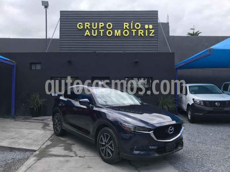 Mazda CX-5 2.5L S Grand Touring 4x2 usado (2018) color Azul precio $379,000