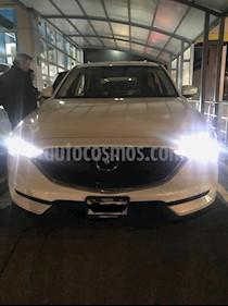Mazda CX-5 2.0L iSport usado (2018) color Blanco precio $350,000