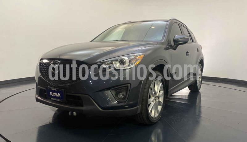 Mazda CX-5 2.0L i Grand Touring usado (2015) color Gris precio $262,999
