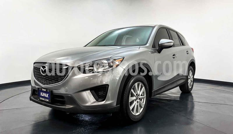 Mazda CX-5 2.0L i usado (2015) color Plata precio $239,999