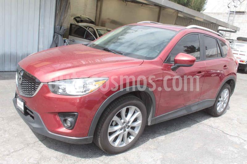 Mazda CX-5 2.5L S Grand Touring 4x2 usado (2014) color Rojo precio $229,000