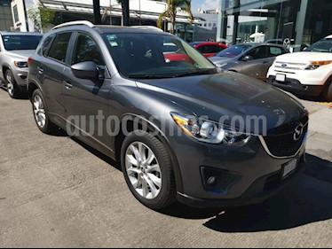 Mazda CX-5 2.0L i Grand Touring usado (2014) color Gris Meteoro precio $223,500