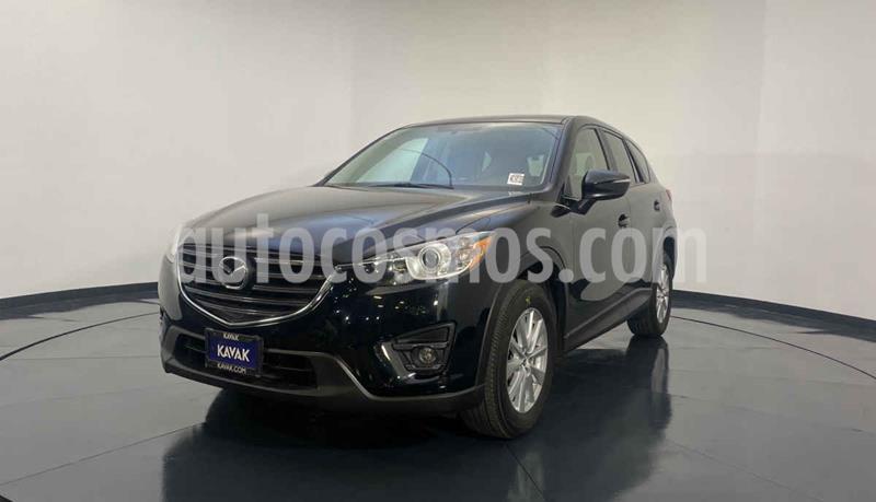 foto Mazda CX-5 2.0L i Grand Touring usado (2016) color Negro precio $262,999