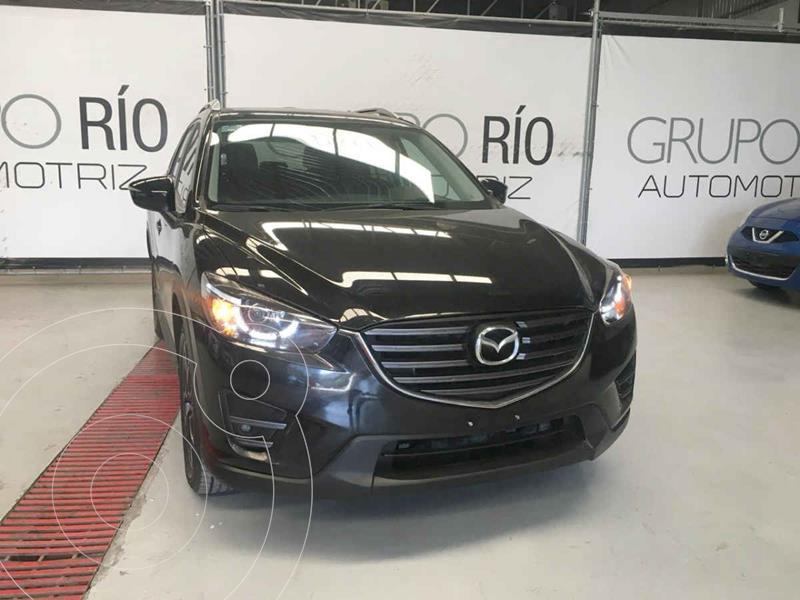 Mazda CX-5 2.5L S Grand Touring 4x4 usado (2017) color Negro precio $309,000
