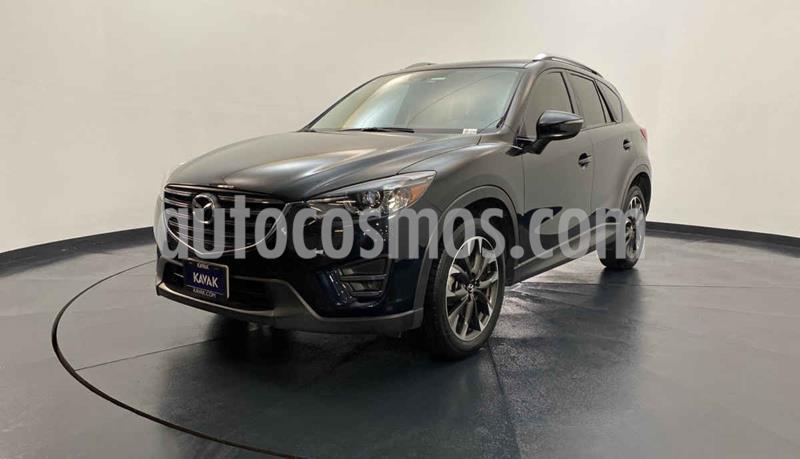 Mazda CX-5 2.5L S Grand Touring 4x2 usado (2016) color Negro precio $302,999