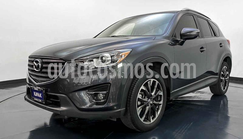 Mazda CX-5 2.0L i Grand Touring usado (2015) color Gris precio $287,999