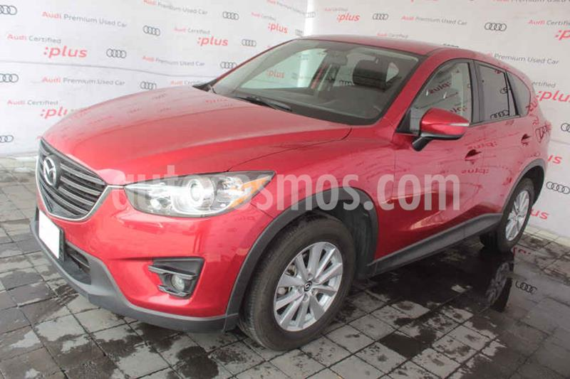 Mazda CX-5 2.0L i Sport usado (2016) color Rojo precio $260,000