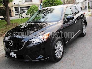 Mazda CX-5 2.0L i Sport usado (2015) color Negro precio $235,000