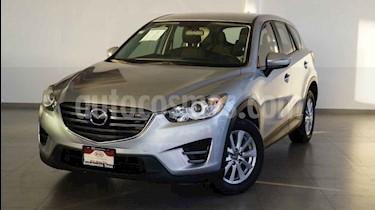 Mazda CX-5 2.0L i usado (2016) color Gris precio $265,000