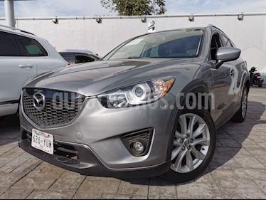 Mazda CX-5 2.0L i Grand Touring usado (2014) color Plata precio $245,000