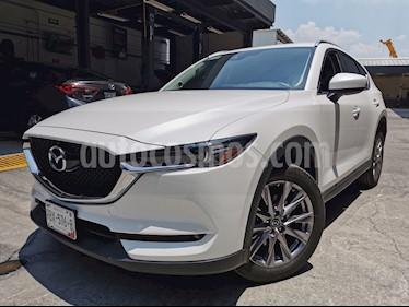 Mazda CX-5 2.5L T Signature usado (2019) color Blanco Perla precio $470,000