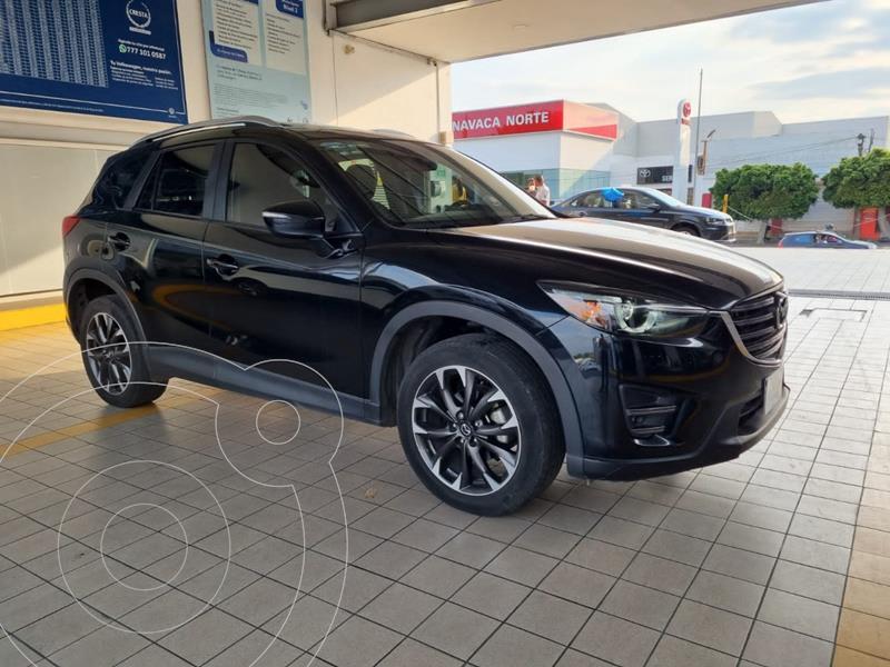 Foto Mazda CX-5 2.5L S Grand Touring 4x2 usado (2017) color Negro precio $349,900